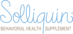 Logo of Solliquin® Behavioral Health Supplement