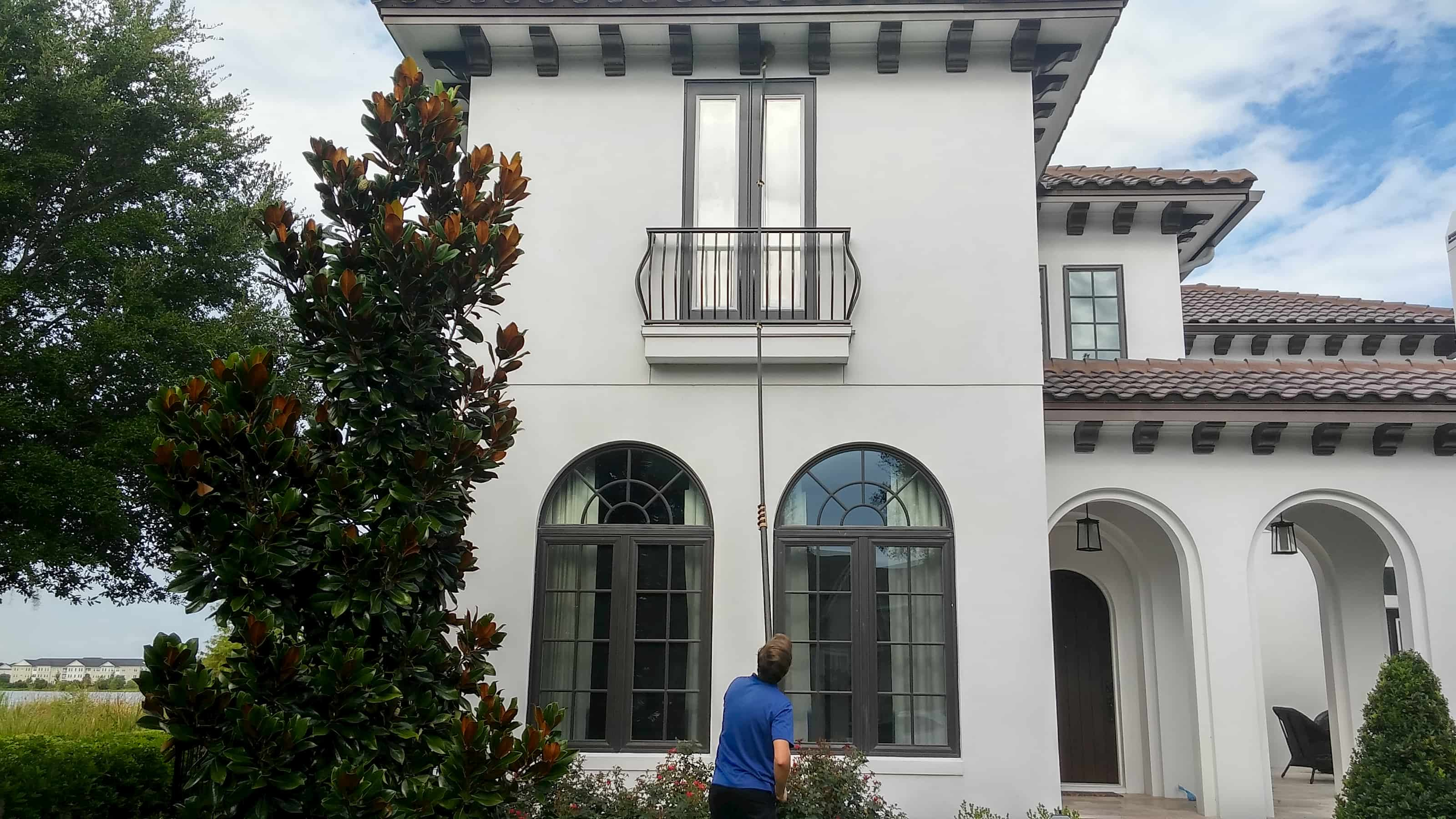Window Cleaning in Tampa, Fl