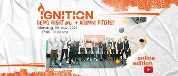 Ignition Demo Night #12