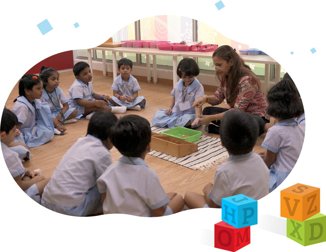 Montessori Excelerate Programme