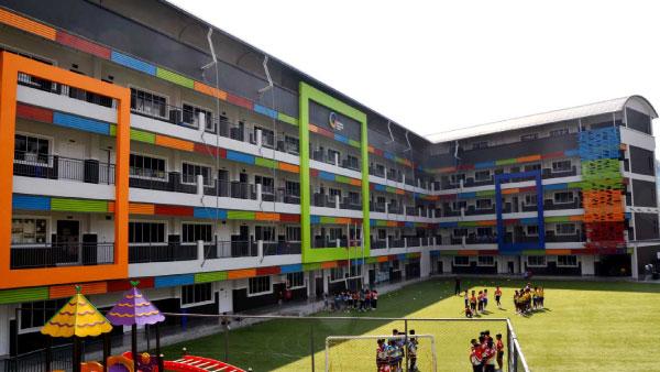 GIIS Malaysia, Kualalumpur School Campus