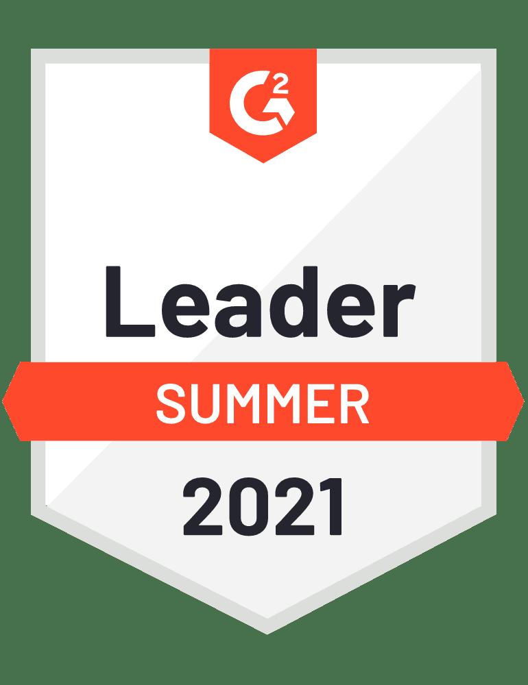 G2 Leader 2021
