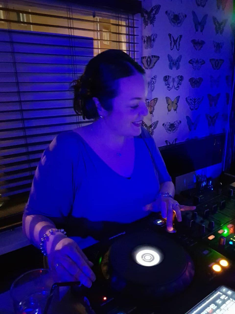 DJ Mazzie