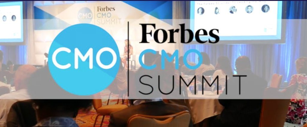 Forbes CMO Summit ecommerce conferences