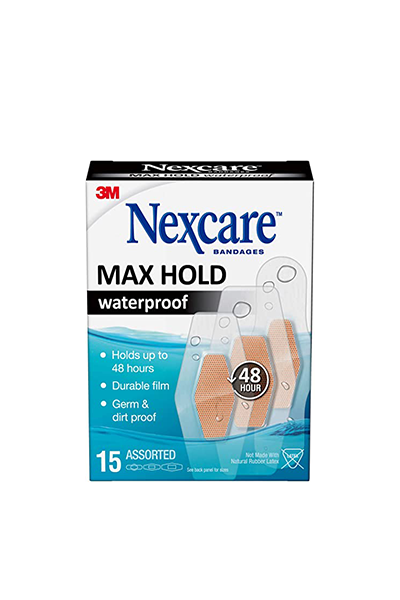 Nexcare_Max_Hold_Waterproof_Bandages