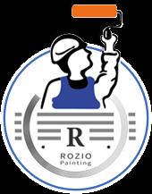 frank rozio painting logo