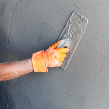 dry wall and plaster repair and restoration
