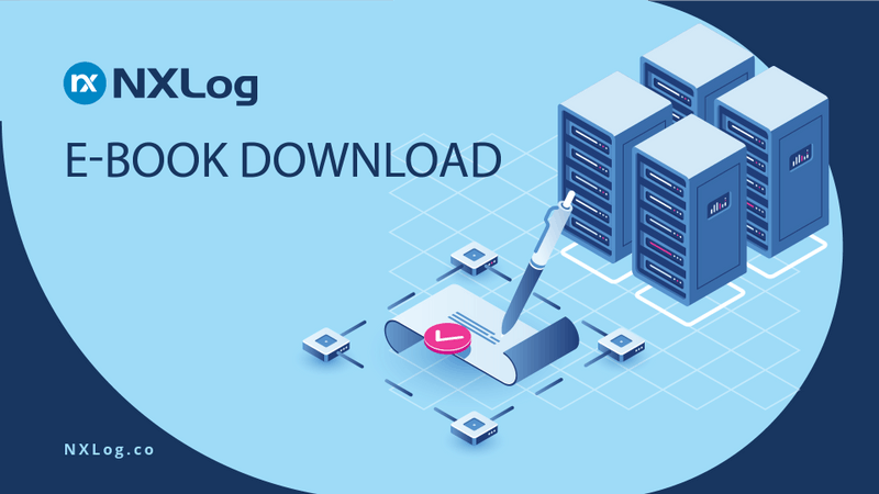 "Download the latest eBook ""Better SIEM Operations with Central Log Collection"""