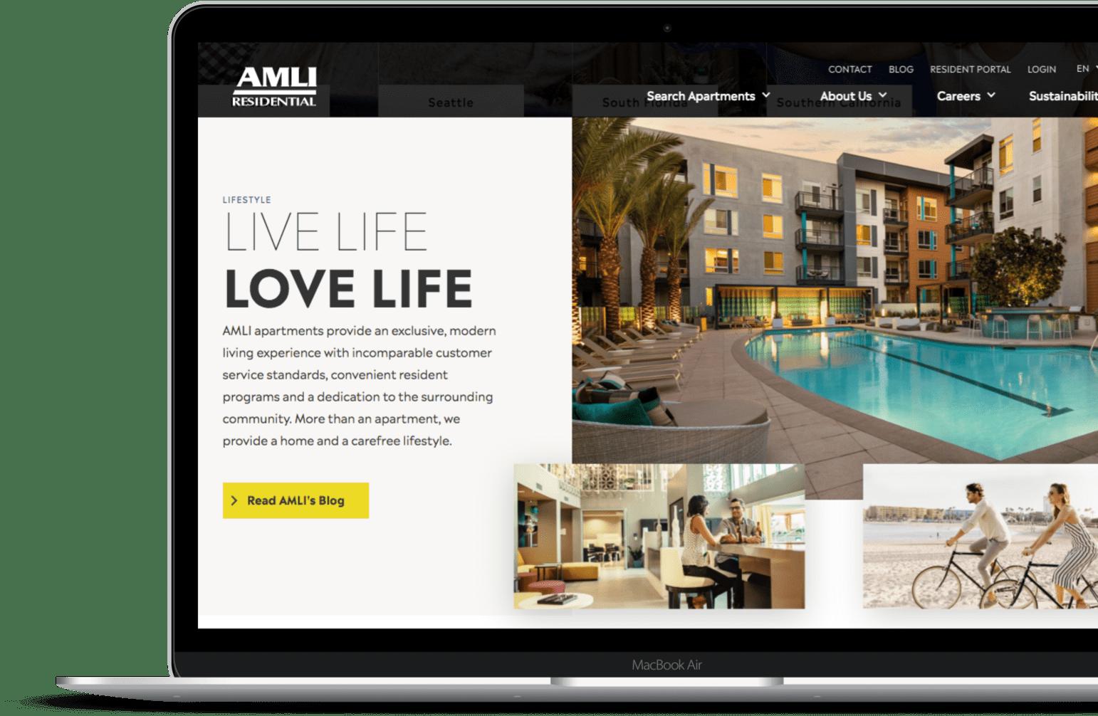 Amli Website