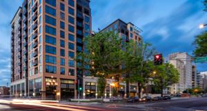 Asset Living apartment building