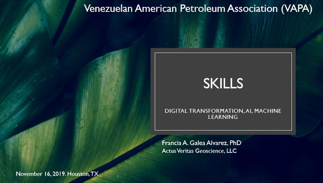 Skills for Digital Transformation