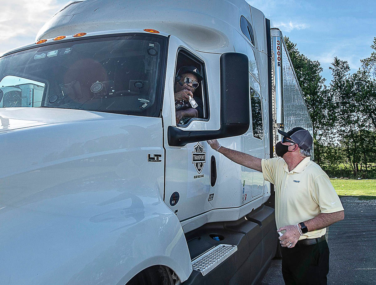 Atlantic Logistics Gives back during COVID-19 crisis
