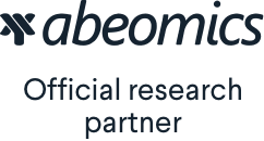 Abeomics official research partner