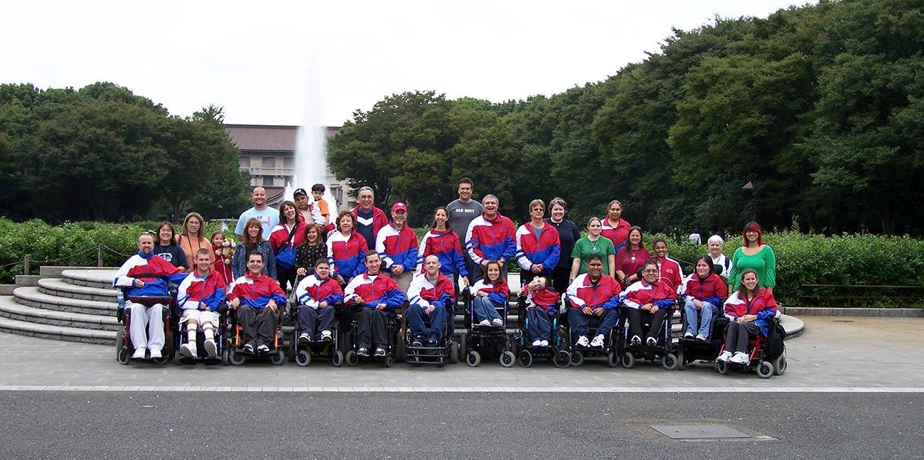 2007 World Cup - US Delegation