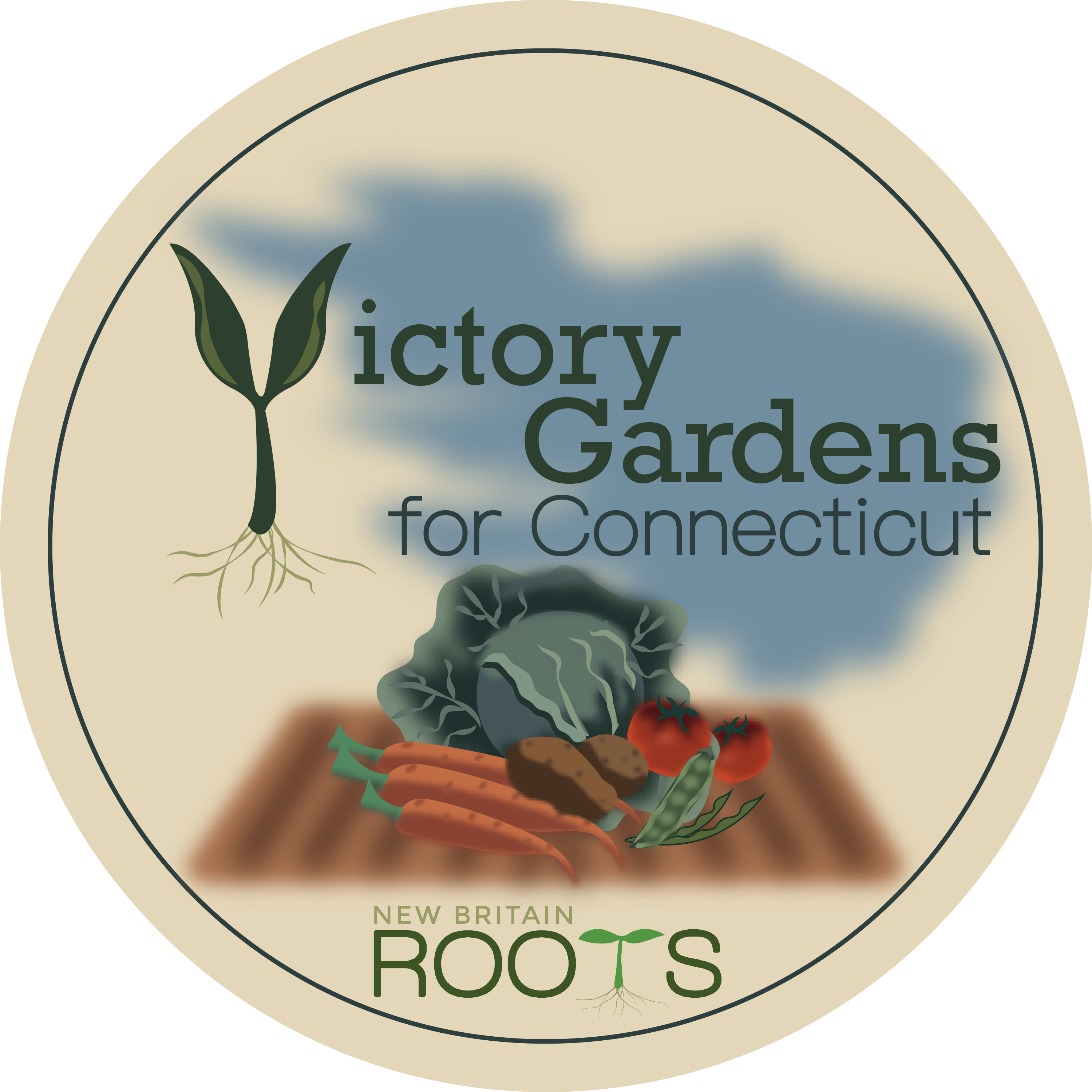 Victory Gardens for Connecticut