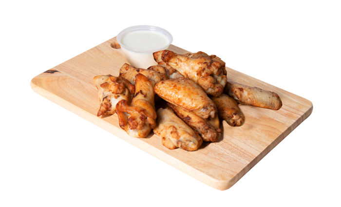 Bone In Traditional Wings
