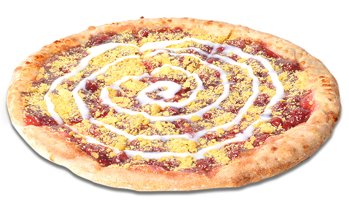 Lg Cherry Dessert Pizza
