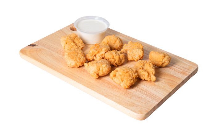 Breaded Boneless Wings