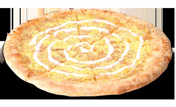 Lg Apple Dessert Pizza