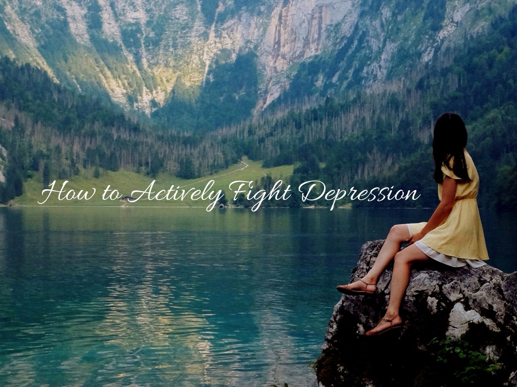 How to Actively Fight Depression