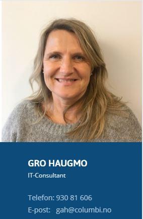 Gro Haugmo
