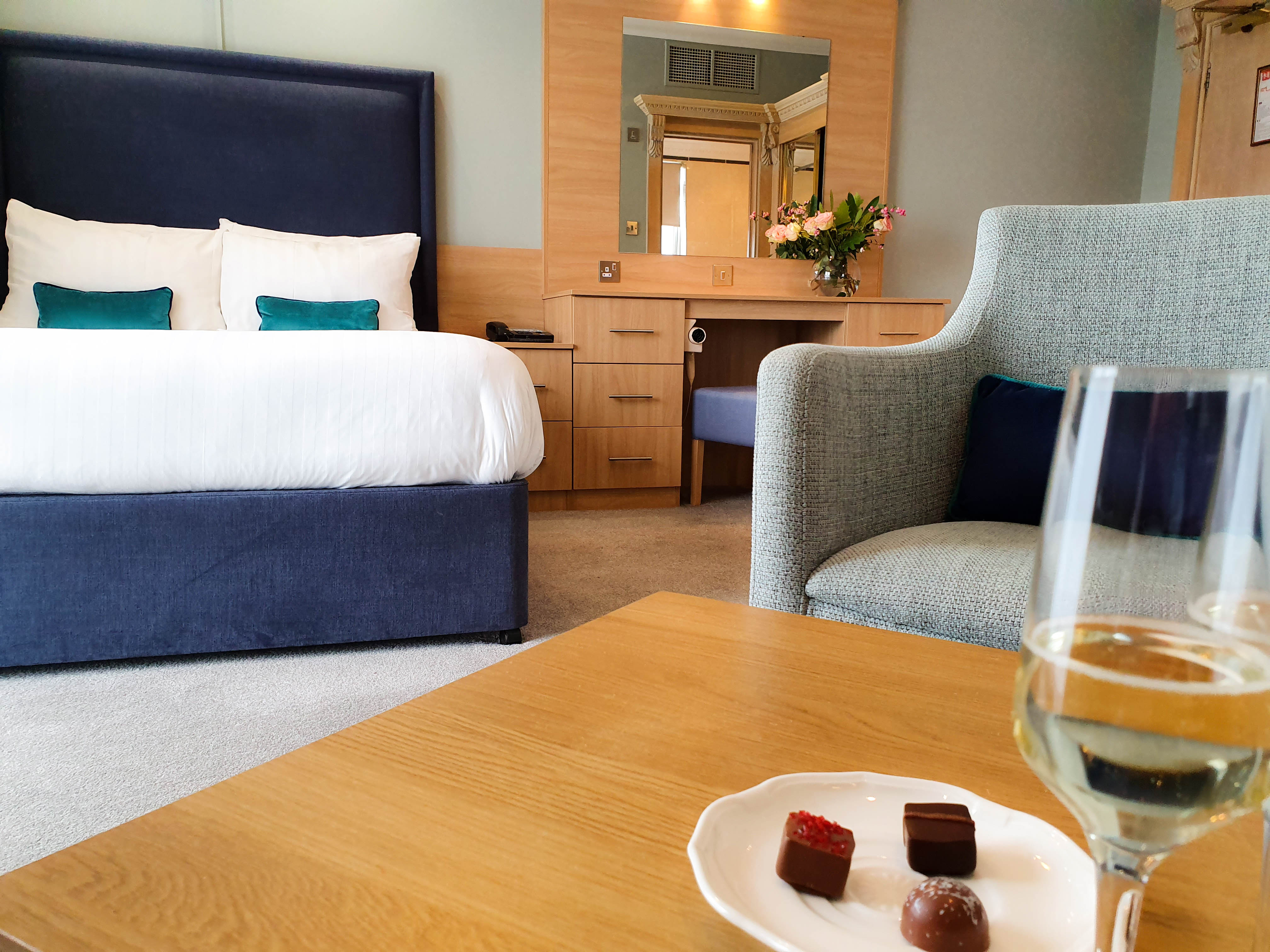 Hotel Collingwood Bournemouth Double Bedroom