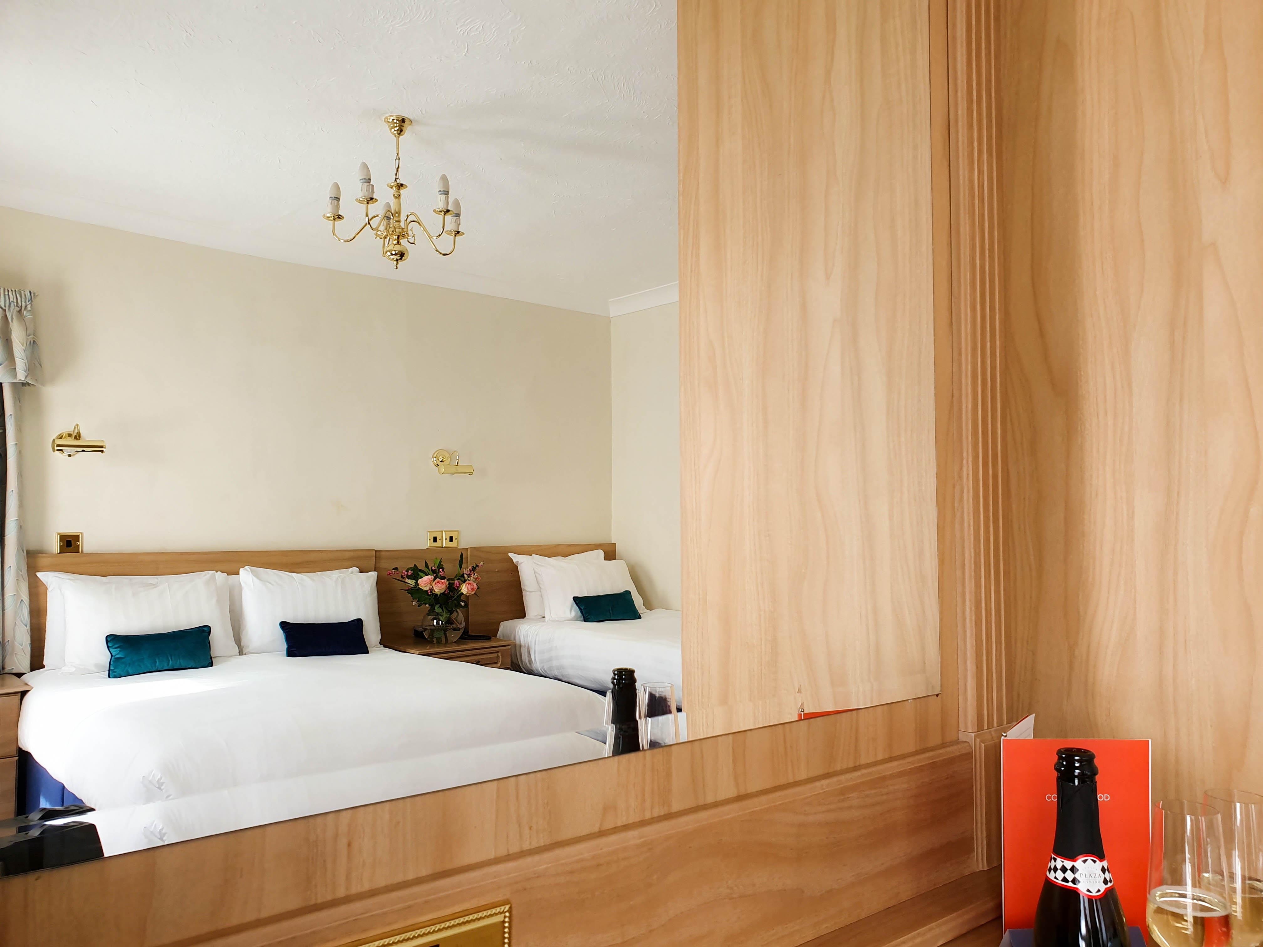 Family Hotel Room In Bournemouth