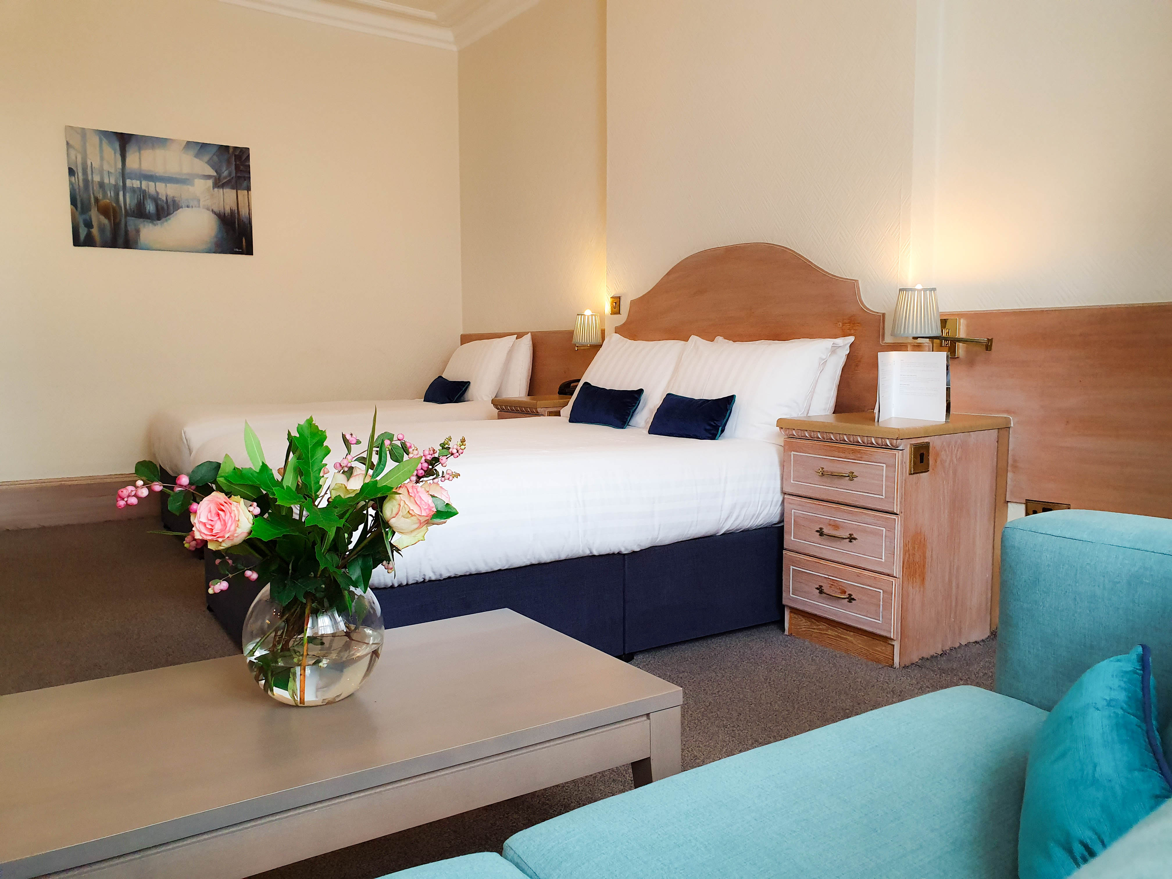 Bournemouth Hotel Room For Families