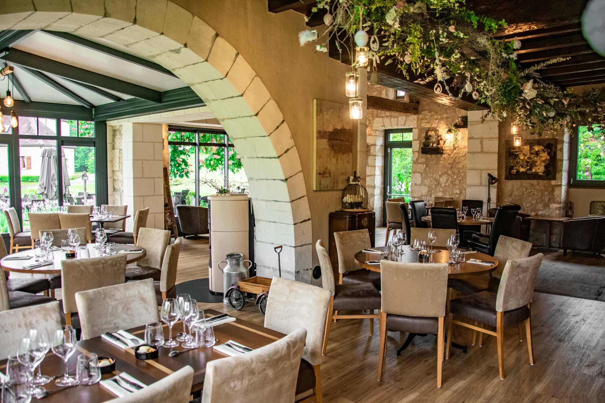Salle du restaurant - Restaurant main room