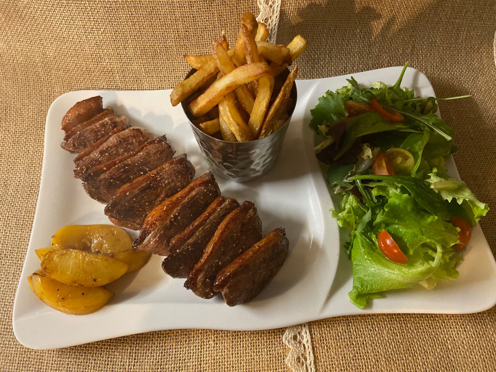 Magret de canard - Duck breast