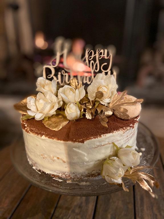 Gâteau d'anniversaire - Birthday cake