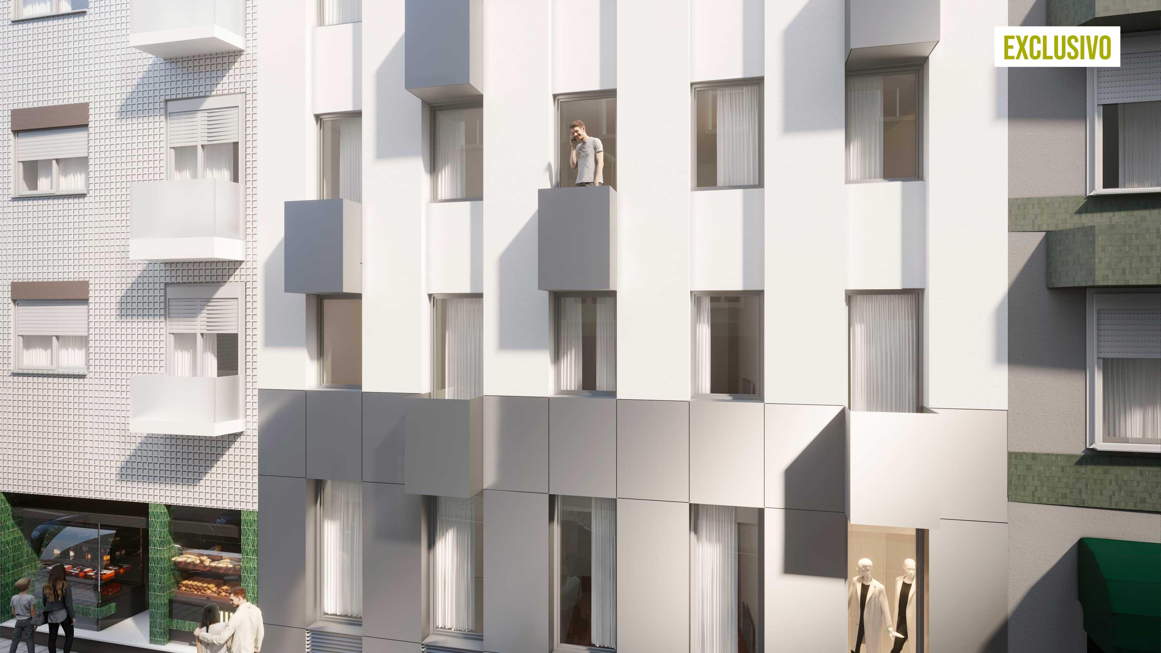 Edifício Viver Camões | EXCLUSIVO