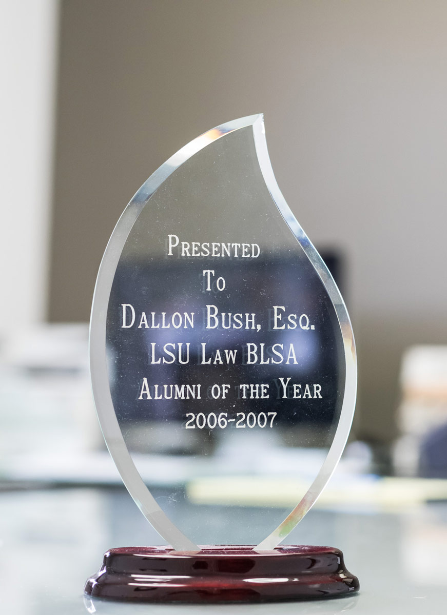 2007 BLSA Alumi of the Year Award