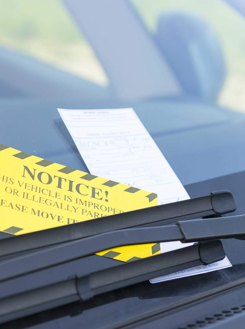Traffic Tickets and Other Minor Offenses