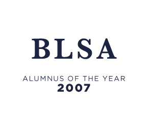 BLSA Alumnus of the Year - 2007