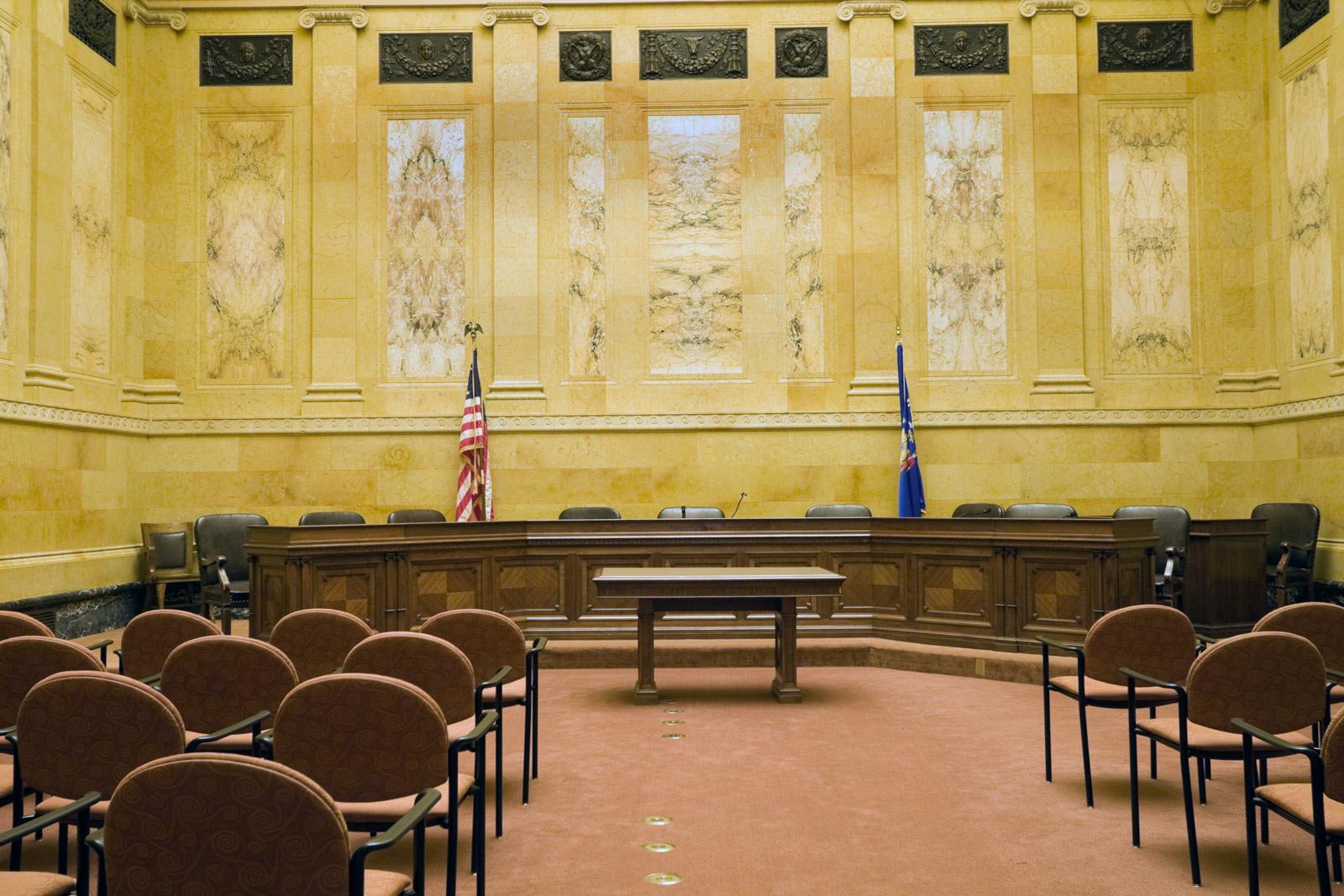 Understanding Courtroom Terms