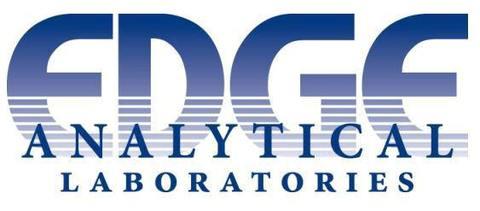 Edge analytical laboratories logo