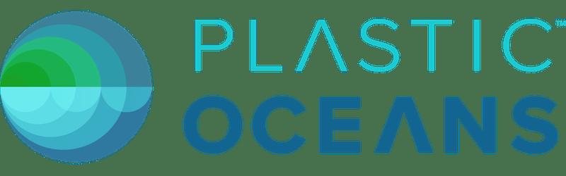 plastic ocean logo