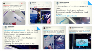 TotalCloud at AWS Summit Mumbai