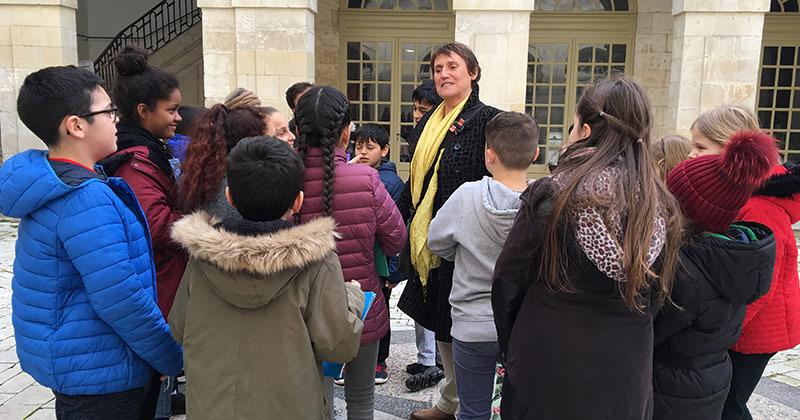 Une visite famille et jeune public