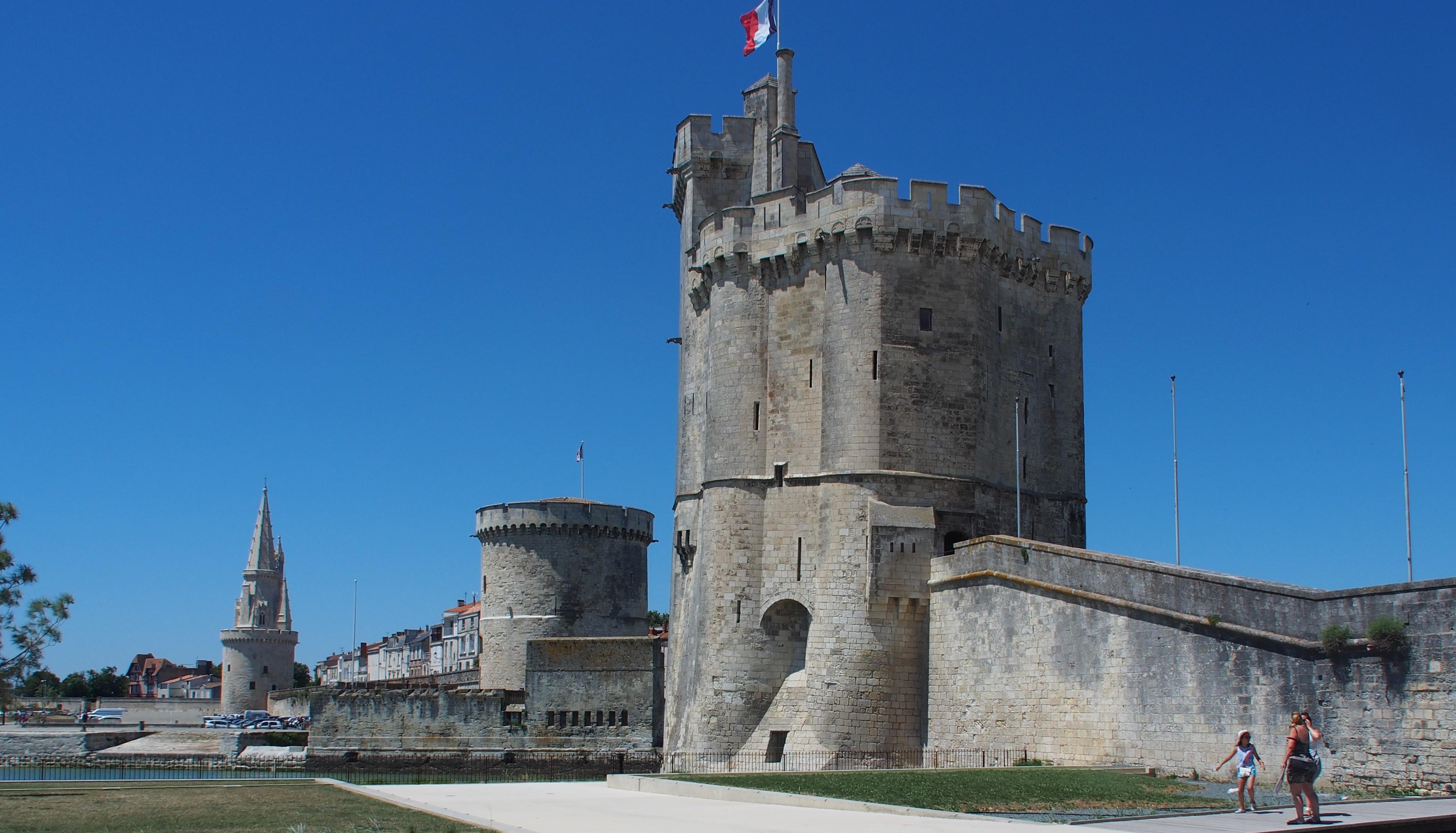 Tour général de la vieille ville