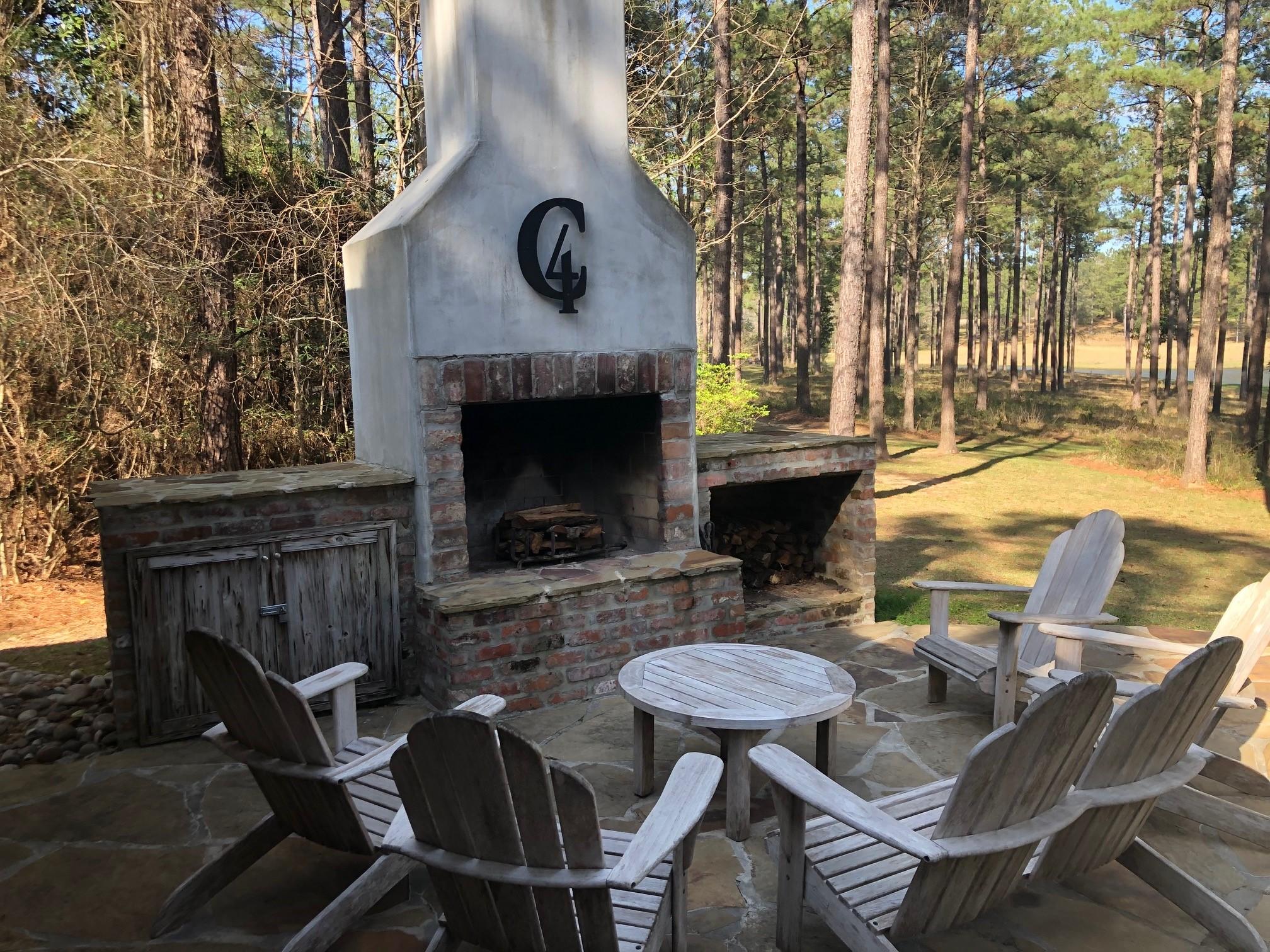 Cabin 4 Firepit