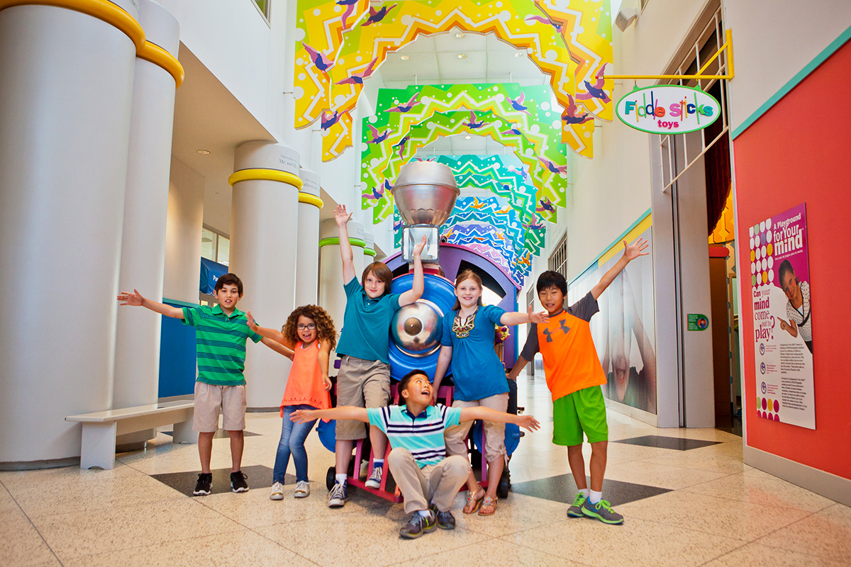 Children's Museum Houston Launches New Website