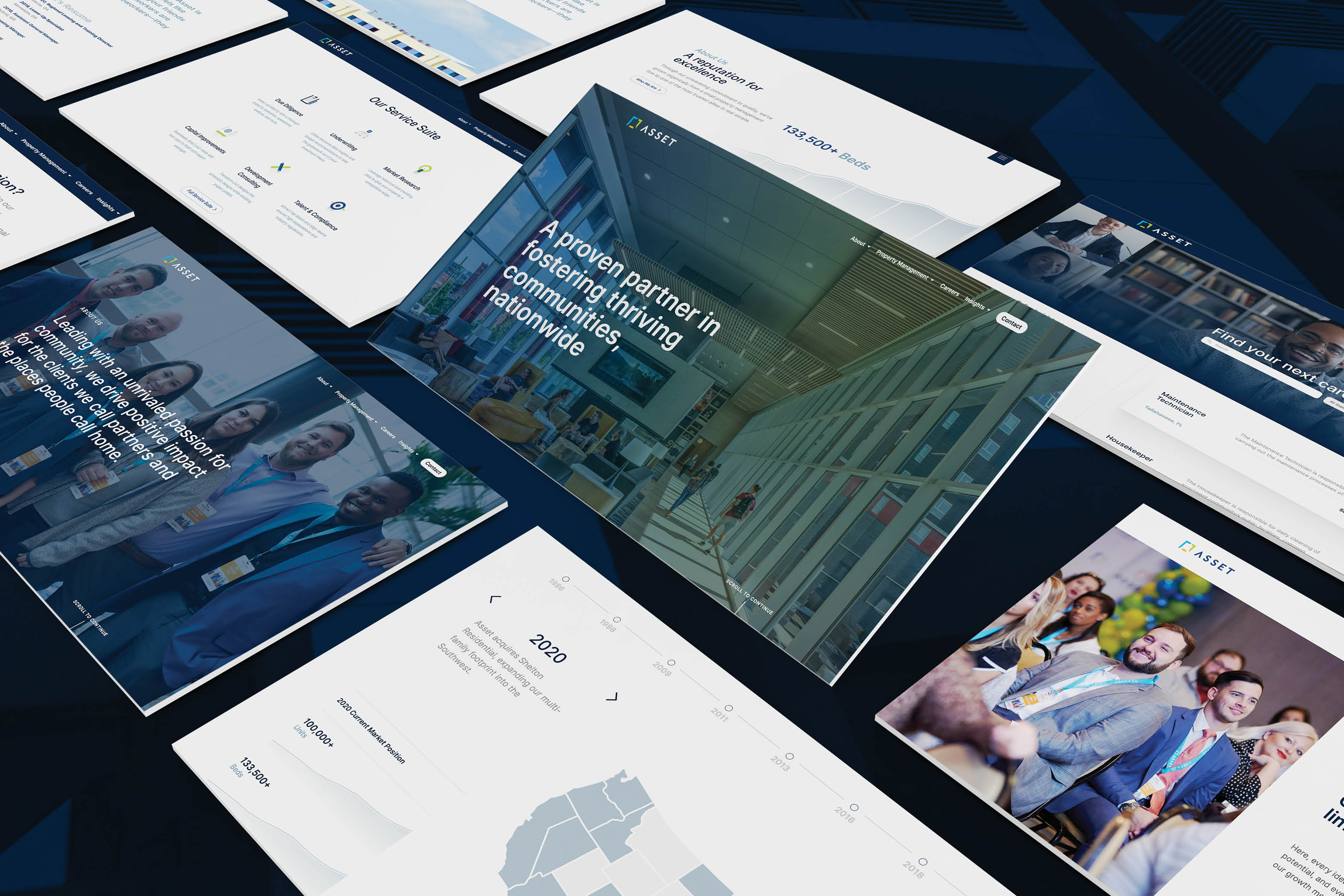 Asset Living Continues to Redefine Industry Standards with the Launch of Bold New Website