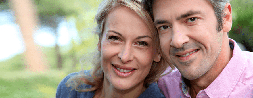 Partners' enjoying each other after natural remedies to erectile dysfunction