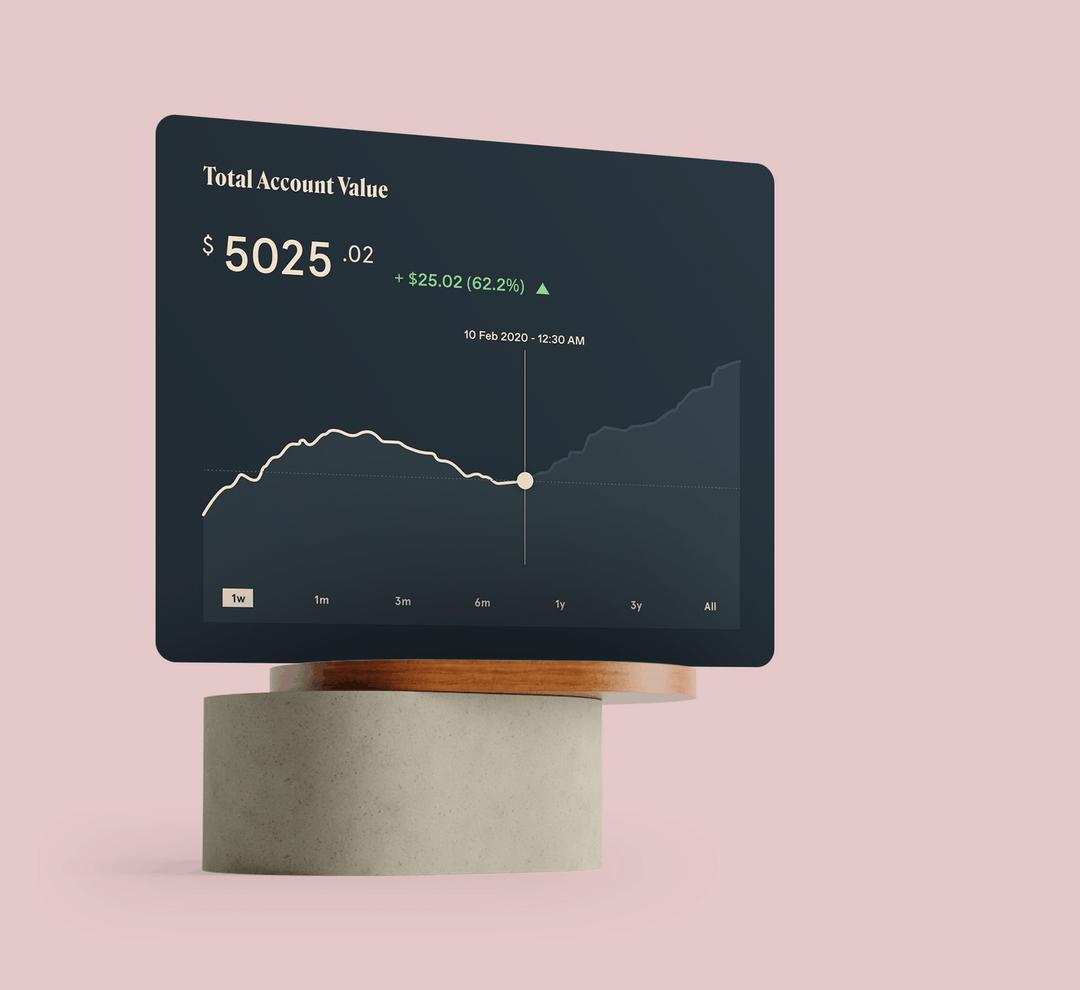vinovest investment dashboard investment report