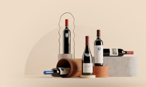 fine wine investment portfolio layout