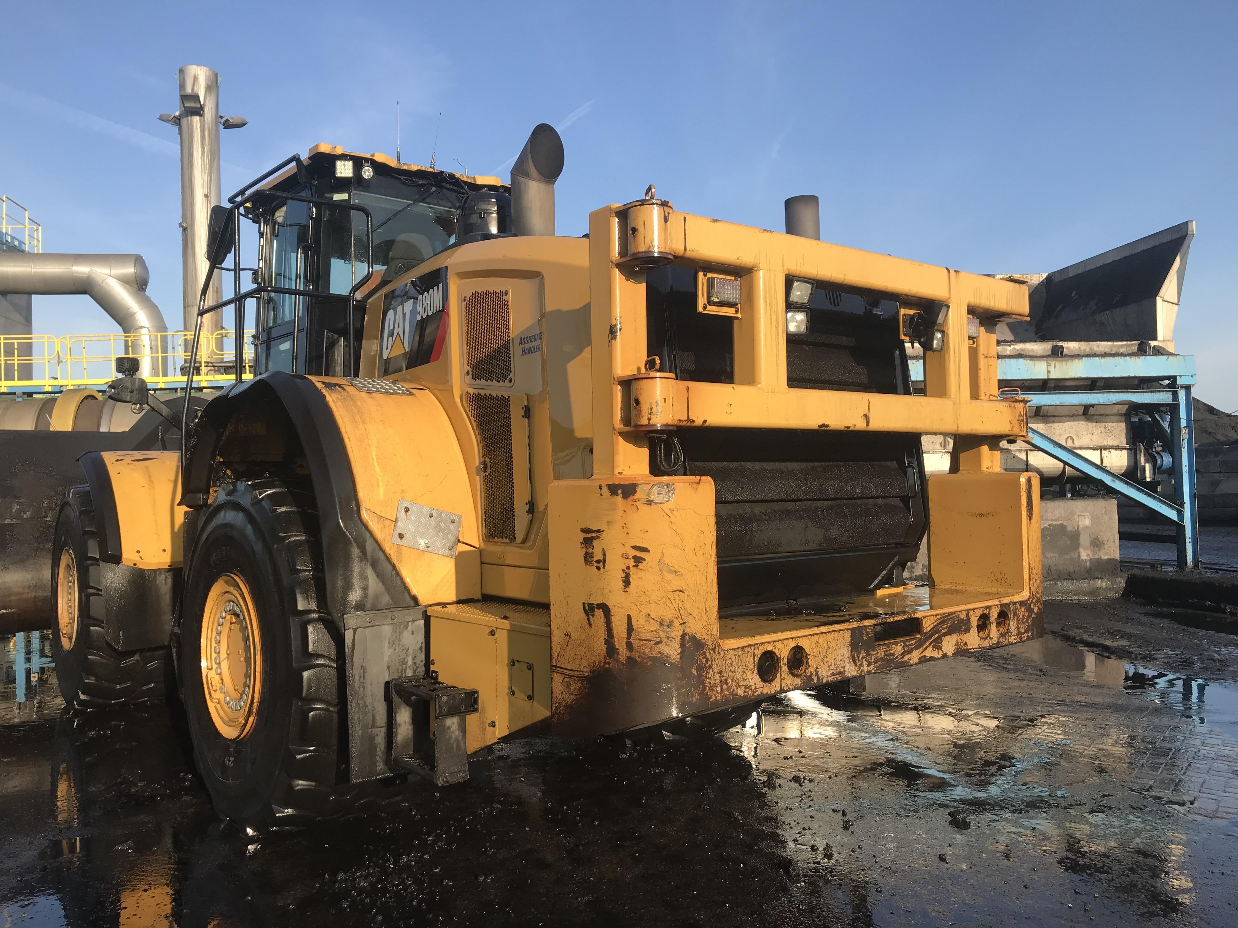 Bullbarr Cat 980