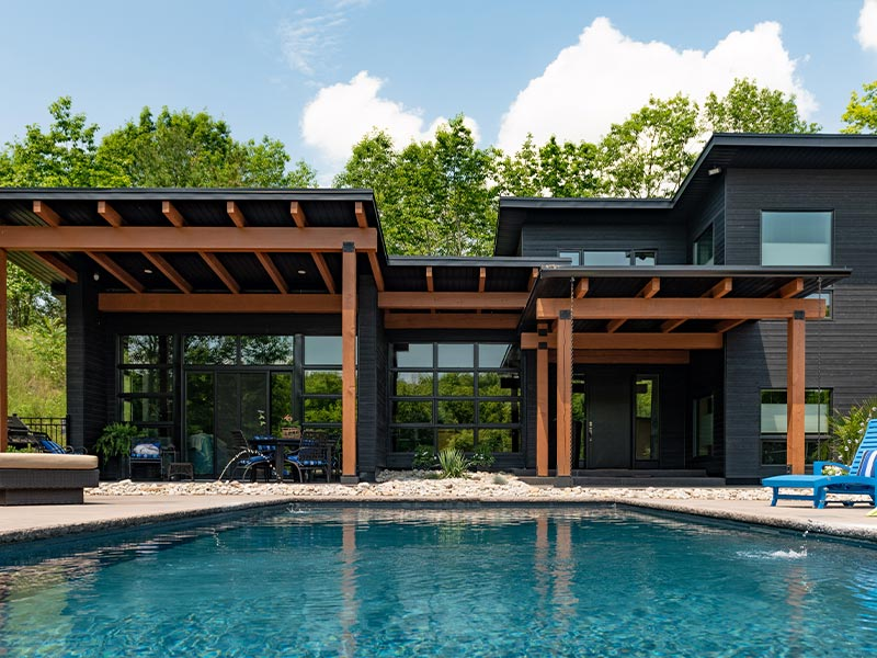 Contemporary Home Barrie