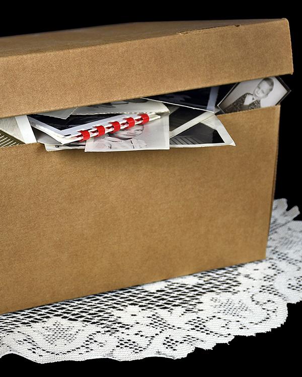 Shoe Box Scan